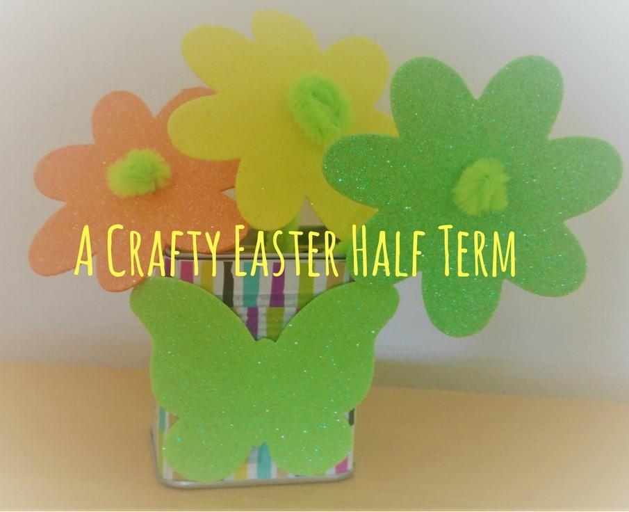 A crafty easter half term