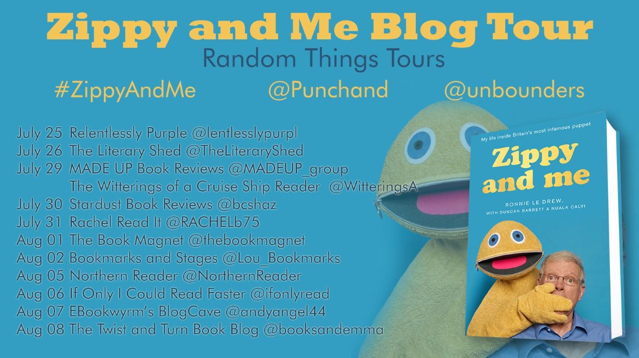 Zippy and Me Blog Tour
