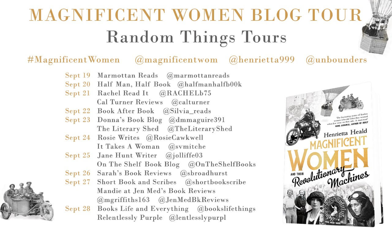 Magnificent Women Blog Tour