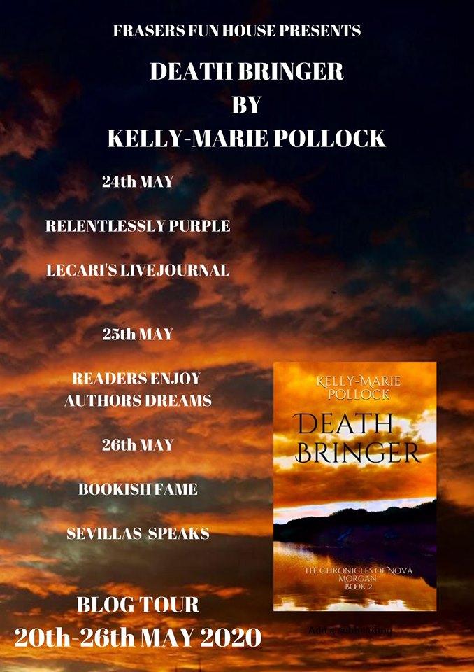 Death Bringer Poster